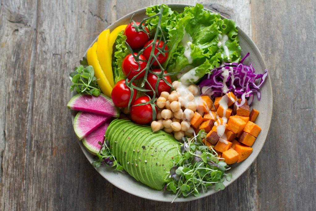 A Perfect Salad